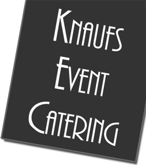 Knauf Event Catering - Logo